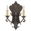 <strong>Wildon Home ®</strong> Southerby 2 Light Wall Sconce