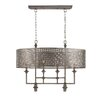 <strong>Barcelona 4 Light Chandelier</strong> by Savoy House