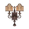 <strong>Wildon Home ®</strong> Aeryn 2 Light Wall Sconce