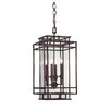 Savoy House Marston 4 Light Foyer Pendant