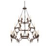 <strong>Tullamore 24 Light Chandelier</strong> by Savoy House