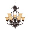 <strong>Ladoga 9 Light Chandelier</strong> by Wildon Home ®