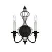 Savoy House Zinnia 2 Light Wall Sconce