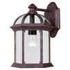 <strong>Landry 1 Light Outdoor Wall Lantern</strong> by Wildon Home ®