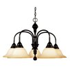 <strong>Balsam Lake 5 Light Chandelier</strong> by Wildon Home ®