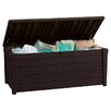 Keter Brightwood 120 Gallon Deck Box