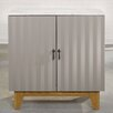 <strong>Soft Modern Storage Cabinet</strong> by Sauder
