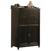 Sauder Edge Water Desk Armoire