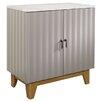 Sauder Soft Modern Storage Cabinet