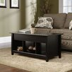 Sauder Edge Water Coffee Table with Lift Top