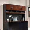 "<strong>Via 38.98"" H x 59.45"" W Desk Hutch</strong> by Sauder"