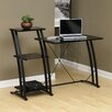Sauder Deco Tiered Desk