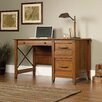 <strong>Carson Forge Executive Desk</strong> by Sauder