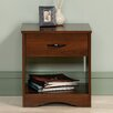 <strong>Sauder</strong> Beginnings 1 Drawer Nightstand