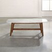 <strong>Sauder</strong> Soft Modern Coffee Table