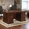 <strong>Palladia Executive Desk</strong> by Sauder