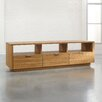 "<strong>Soft Modern 73"" TV Stand</strong> by Sauder"