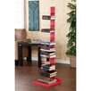 Wildon Home ® Poppy Spine Book and Media Tower