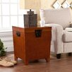 Wildon Home ® Albury End Table in Mission Oak