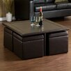 Wildon Home ® Barton Coffee Table Set