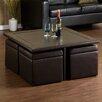Wildon Home ® Pennington Storage Cube/ Coffee Table Set