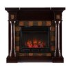 <strong>Wildon Home ®</strong> Clark Convertible Slate Gel Fuel Fireplace