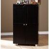 Wildon Home ® Capri Bar Cabinet