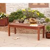Wildon Home ® Griffin Backless Bench