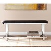 Wildon Home ® Athena Metal Bench