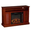 "Wildon Home ® Carron 48"" TV Stand with Electric Fireplace"