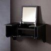 Wildon Home ® Teresa Wall Mount Vanity with Mirror