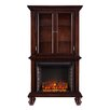 Wildon Home ® Suttonfield Curio Electric Fireplace