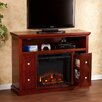 "Wildon Home ® Faulkner 48"" TV Stand with Electric Fireplace"