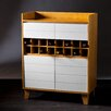 Wildon Home ® Peralta 16 Bottle Wine Cabinet