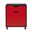 <strong>Wildon Home ®</strong> Benton 2-Drawer Mobile File Cabinet