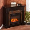 <strong>Wildon Home ®</strong> Middleton Convertible Slate Electric Fireplace