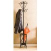 <strong>Wildon Home ®</strong> Bell Coat Rack with Umbrella Stand