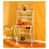 Wildon Home ® Quincy Trellis Baker's Rack