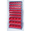 "75"" H Giant Hopper Shelf Storage System with Various Bins (Complete Package)"