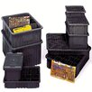 "Quantum Storage Conductive Dividable Grid Storage Containers (8"" H x 10 7/8"" W x 16 1/2"" D) (Set of 8)"