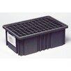 """Quantum Storage Conductive Dividable Grid Storage Container Labels (3"""" x 5"""") (Set of 6)"""