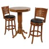 <strong>Boraam Industries Inc</strong> Sumatra Pub Table Set