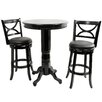 <strong>Boraam Industries Inc</strong> Florence Pub Table Set
