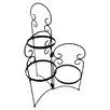 <strong>Pangaea Home and Garden</strong> Folding Flower Rack