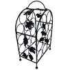 <strong>11 Bottle Wine Rack</strong> by Pangaea Home and Garden