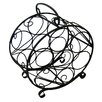 <strong>Pangaea Home and Garden</strong> Circular 7 Tabletop Bottle Wine Rack