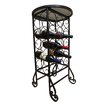 <strong>Pangaea Home and Garden</strong> 15 Bottle Free Standing Outdoor Wine Cage