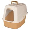 "Petmate 18.9"" x 15.1"" x 17"" Large Hooded Litter Pan"