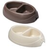 Petmate Double Dish Ultra-Light Microban Pet Dish