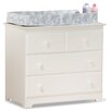 <strong>Atlantic Furniture</strong> Windsor 3 Drawer Changing Dresser